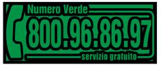 Numero-Verde prj bitmap nero